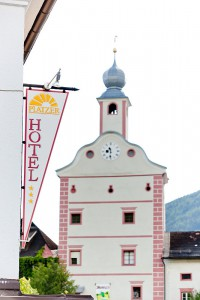 Kirchturm Gmünd